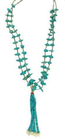 555: Navajo Necklace