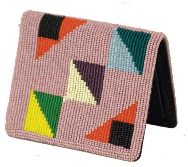559: Nez Perce Beaded Wallet