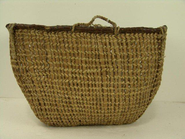 573: Salish Clam Basket