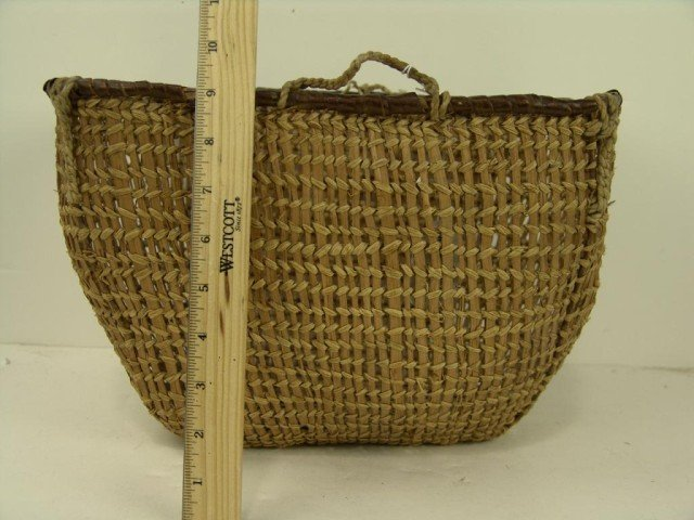 573: Salish Clam Basket - 3