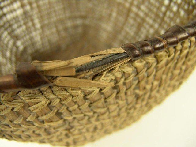 573: Salish Clam Basket - 6