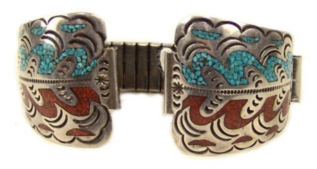 3: Navajo Watchband - Willie Singer