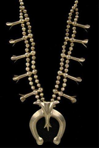 5: Navajo Necklace