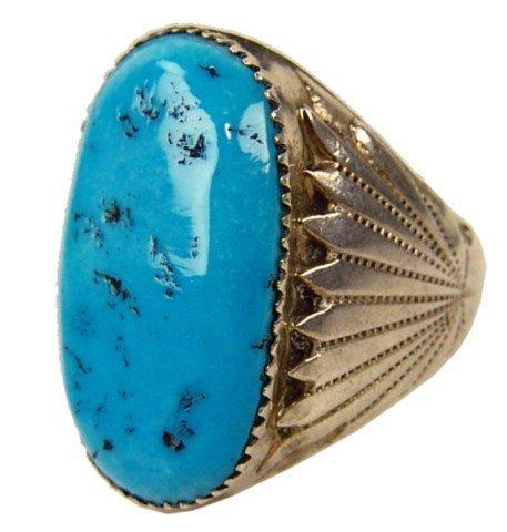 8: Navajo Ring - Robert Leekity