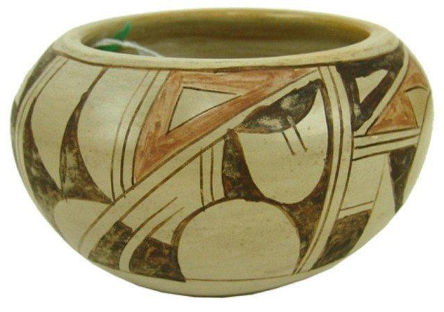11: Hopi Pottery Bowl - Ella Ami