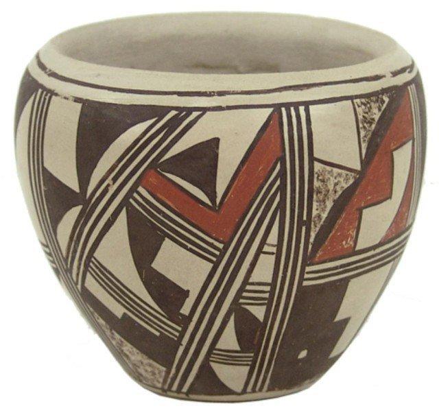 14: Hopi Pottery Jar - Annette Silas