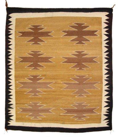 21: Navajo Rug/Weaving