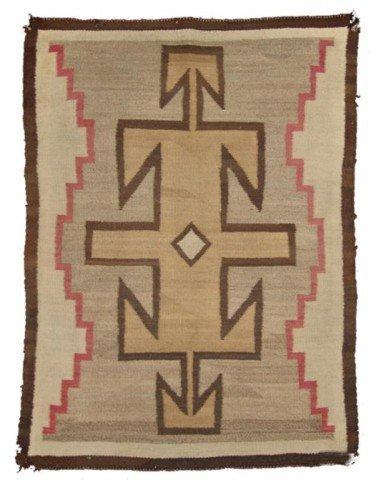 22: Navajo Rug/Weaving