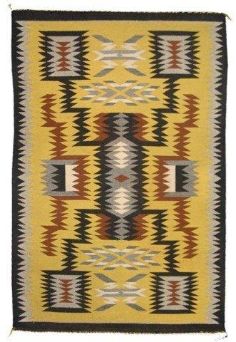 23: Navajo Rug/Weaving