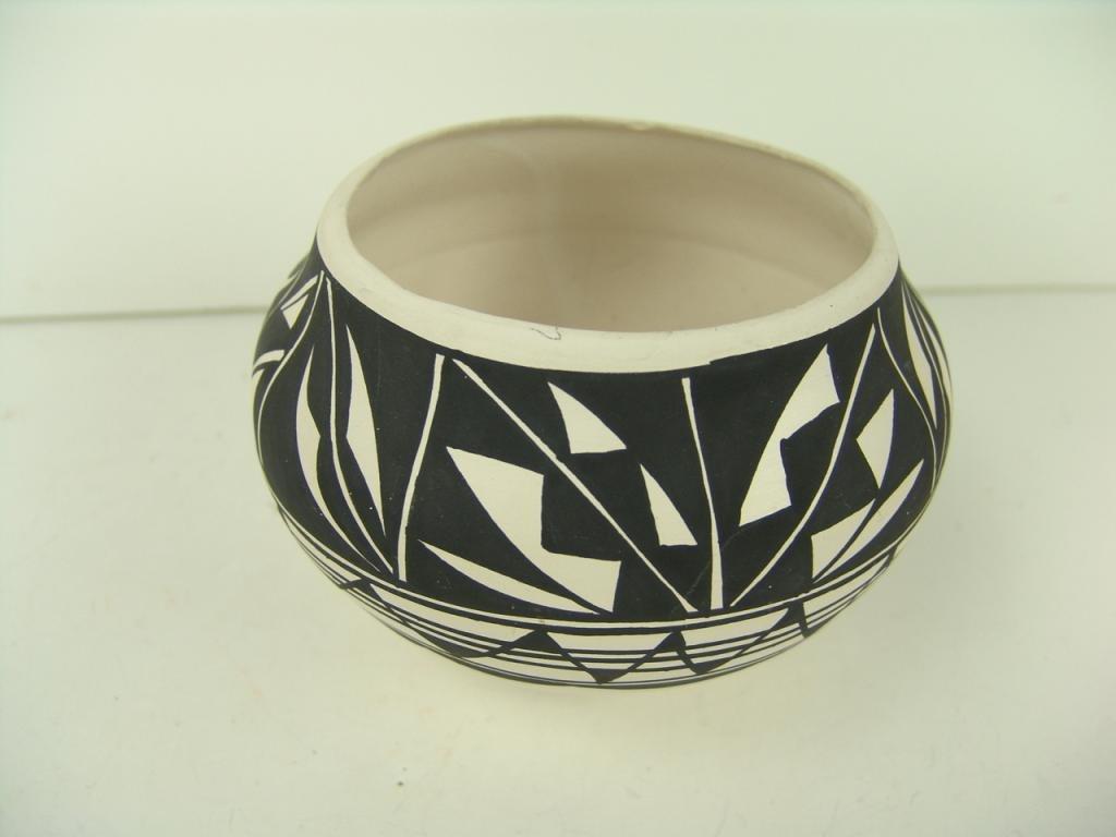 12: Acoma Pottery- JM