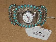 Navajo Watch Bracelet - HR