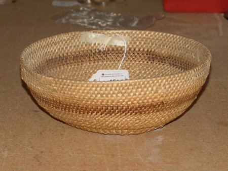 Washo Basket