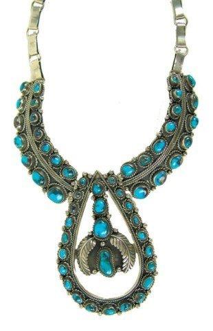 2: Navajo Bisbee Necklace - Alice Platero