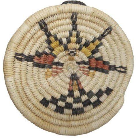 12: Hopi Basket