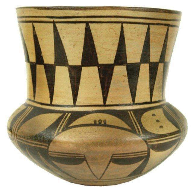 21: Hopi Pottery Jar