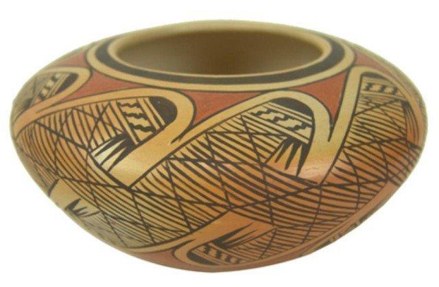 23: Hopi Pottery Jar- Elva Nampeyo