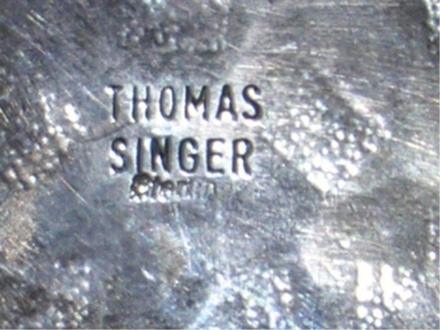 234: 3 Tommy Singer Jewelry Pieces - 2