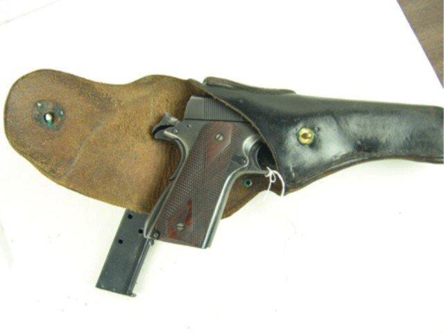 377: Antique Argentine Pistol