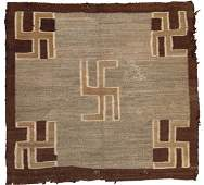 471: Navajo Rug/Weaving