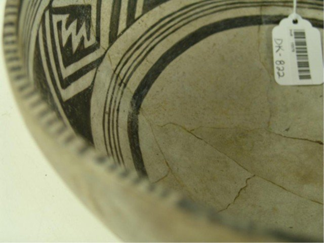 523: Anasazi Pottery Bowl - 7