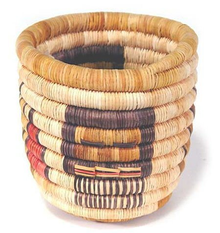 1: Hopi Basketry