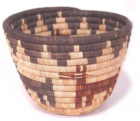 2: Hopi Basketry