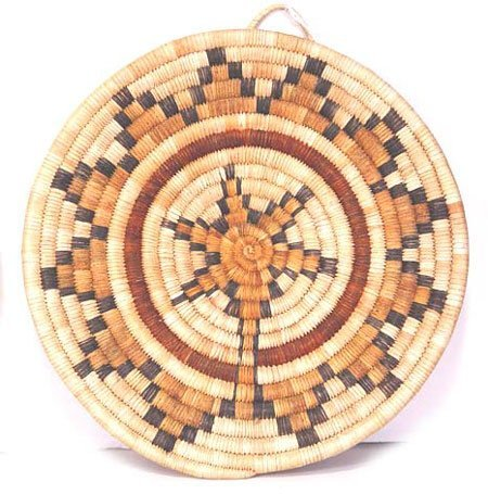 4: Hopi Basketry