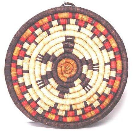 5: Hopi Basketry