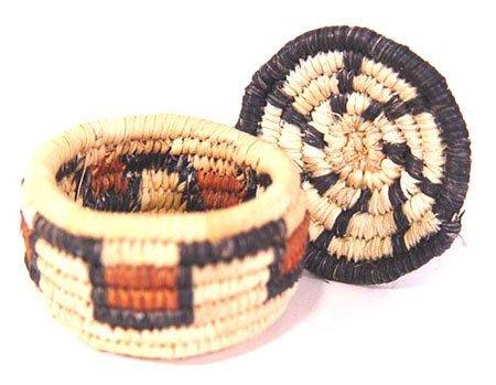 6: Papago Basketry