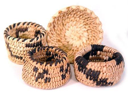 7: Miniature Basketry