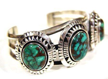 24: Navajo Bracelet