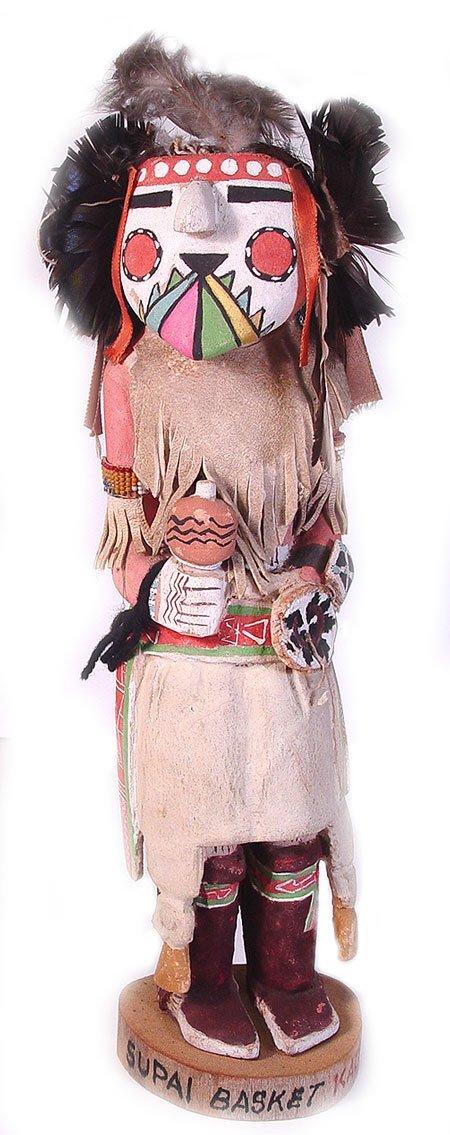 172: Carved Kachina Doll