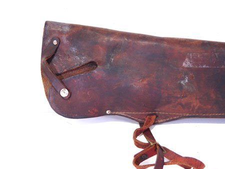 505: Leather Scabbard