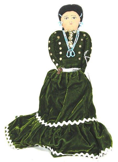 515: Navajo Doll