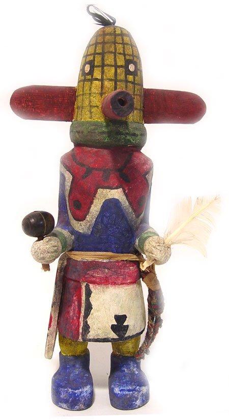 519: Kachina Carving