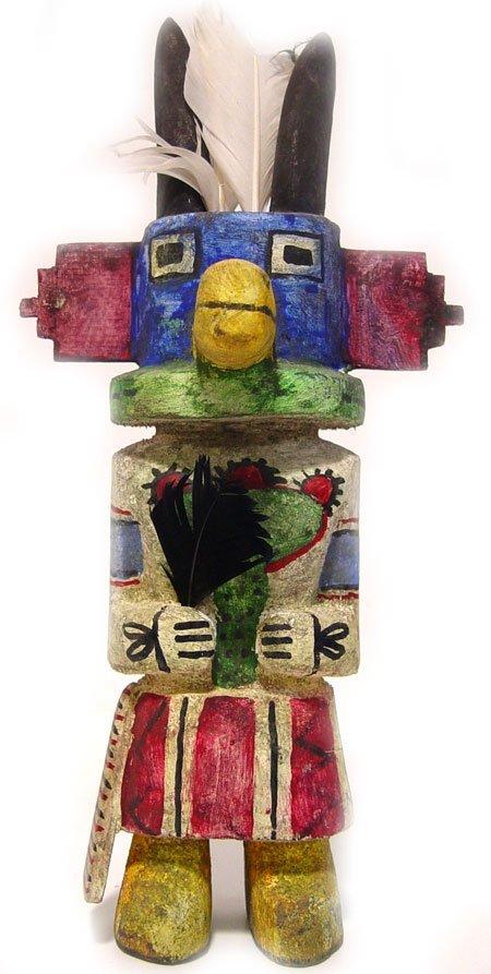 520: Kachina Carving