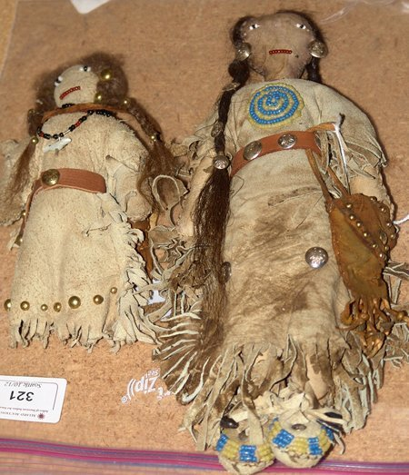Grandmother Two Doll Set