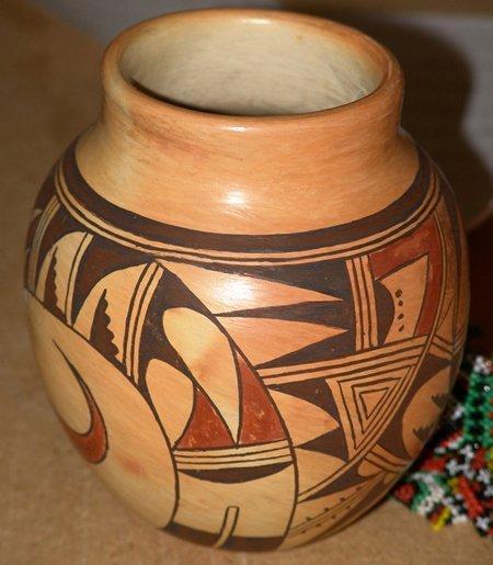 Hopi jar - Anita Polacca