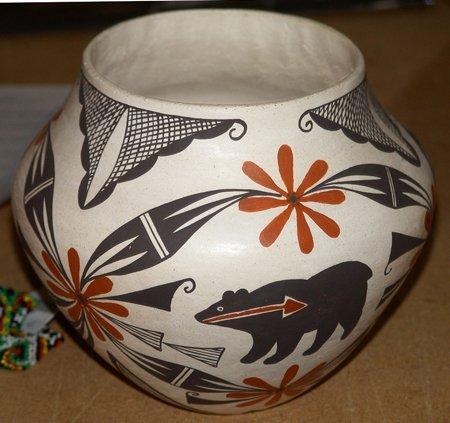 Acoma Pot - L. Antonio
