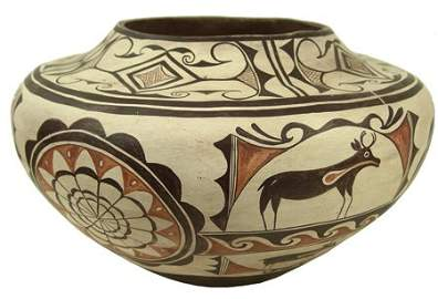 Zuni Pottery Jar