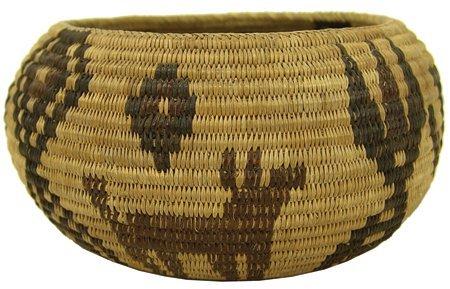 Paiute Basket