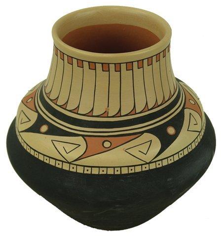 San Ildefonso Jar - Cavan Gonzales