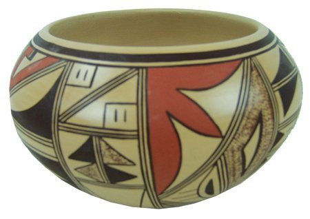Hopi Bowl - Fannie L. Polacca