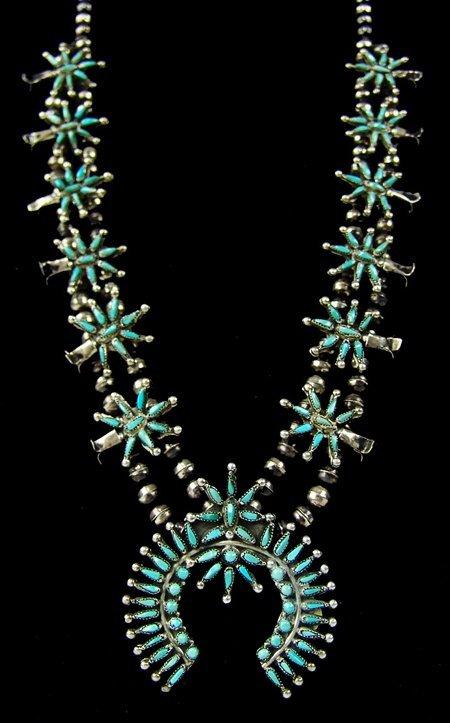 Zuni Necklace Set
