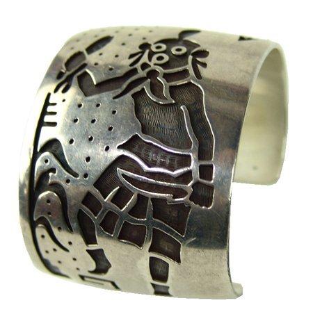 Hopi Bracelet - Manual Hoyungowa