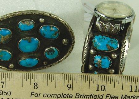 Navajo Jewelry Set - R. Platero - 2