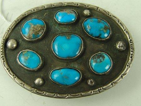 Navajo Jewelry Set - R. Platero - 3
