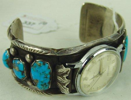 Navajo Jewelry Set - R. Platero - 5