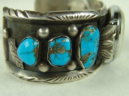 Navajo Jewelry Set - R. Platero - 6