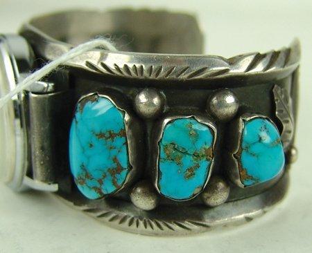Navajo Jewelry Set - R. Platero - 7